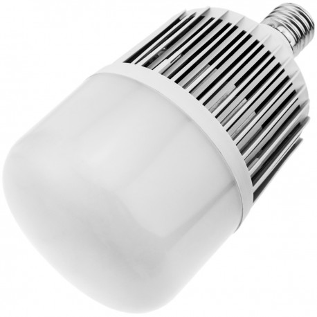 Bombilla LED industrial de alta potencia T140 80W E40 6500K luz de día