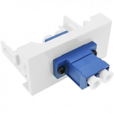 Módulo de 45x22,5mm 1 LC duplex