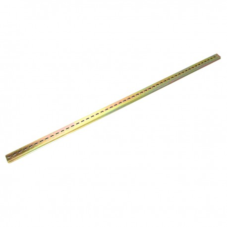 Carril DIN de 1m perforado rail de 35x7.5mm