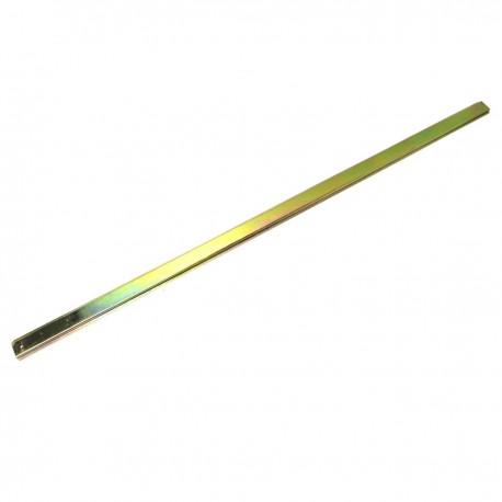 Carril DIN de 1m estándar rail de 35x7.5mm