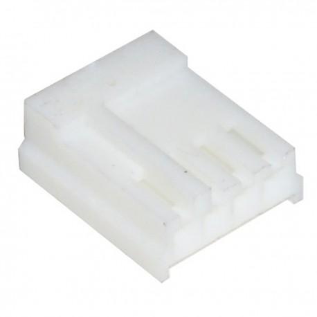 Conector MOLEX Alimentación 4pin (FDD Carcasa Hembra)
