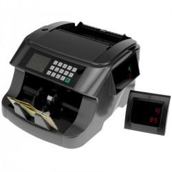 Contador y totalizador del valor de los billetes con detector de billetes falsos IR MG MT UV RGB