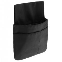 Bolsa de camarero de cinturón para terminal PDA teléfono bolígrafo y libreta
