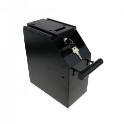 Caja fuerte y seguridad para billetes en caja registradora y TPV