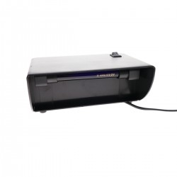 Detector de billetes falsos UV con 1 tubo de 4W 175x115x75mm