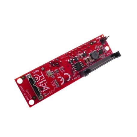 Adaptador USB3.1 Micro USB-B a SATA3