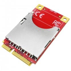 Módulo Fast mini PCIe a SD 3.0