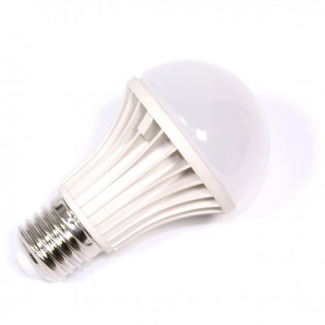 Bombilla LED G55 E27 230VAC 7W luz cálida