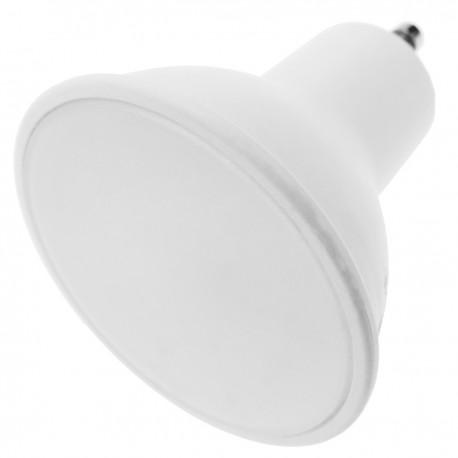 Bombilla LED dicroica GU10 230VAC 4W 120° 50mm luz neutra 4000K