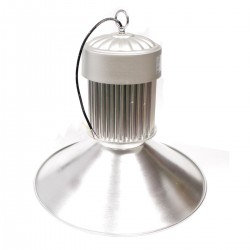 Lámpara LED industrial 50W Epistar blanco cálido