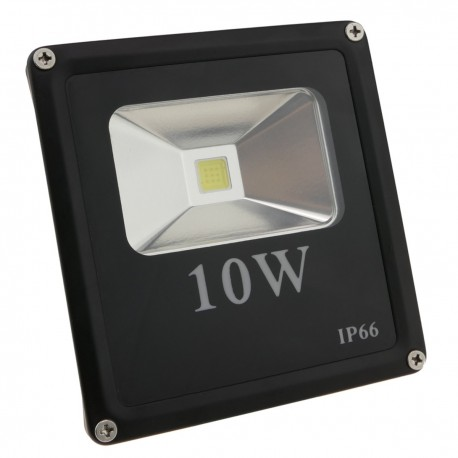 Foco LED IP66 10W 900LM con fijación orientable