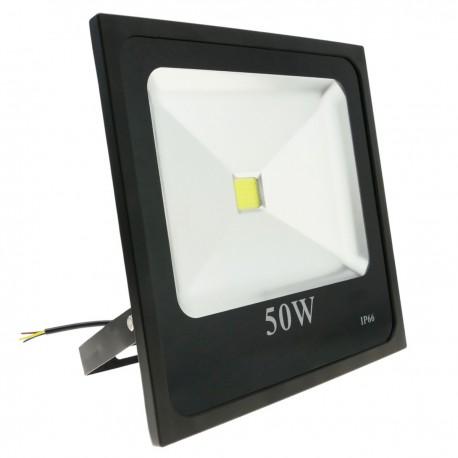 Foco LED IP66 50W 4500LM con fijación orientable