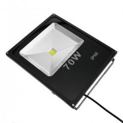 Foco LED IP66 70W 6000LM con fijación orientable