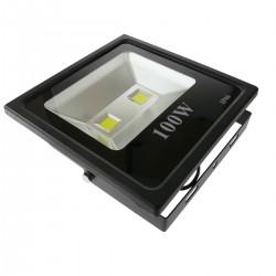 Foco LED IP66 100W 9000LM con fijación orientable