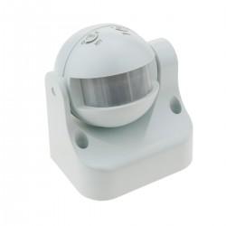 Detector de movimiento por infrarojos con cabezal orientable