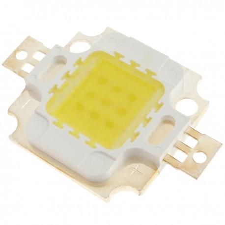 LED COB DIY 10W 800LM 4000K emisor de luz blanco neutro 20 x 20 mm