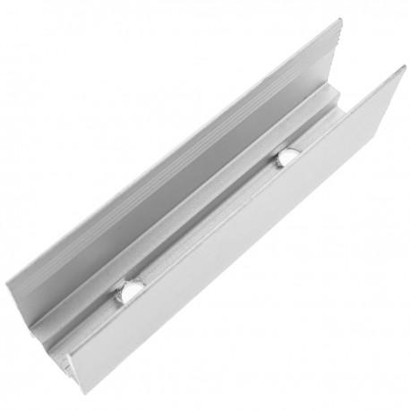 Perfil de aluminio para LED Neón Flex LNF 16x8mm 5cm