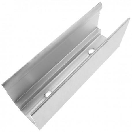 Perfil de aluminio para LED Neón Flex LNF 26x14mm 1m