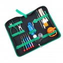 Kit de herramientas para dispositivos electrónicos de 15 piezas modelo BEST-111