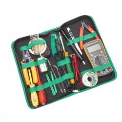 Kit de herramientas para dispositivos electrónicos de 16 piezas modelo BEST-113