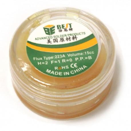 Pasta de soldadura AMT 15cc