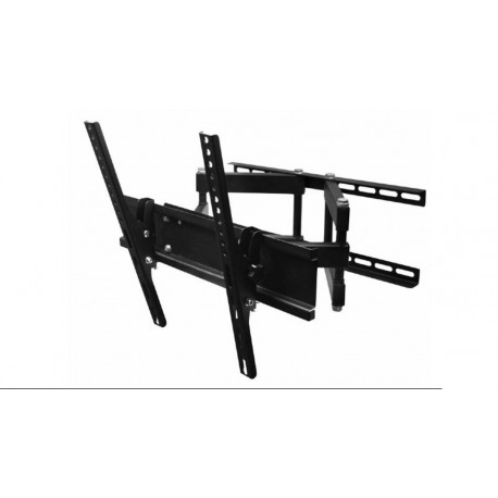 """Soporte LCD/Plasma 26""""-55"""" Vesa 400 inclinable con nível 50Kg máx. negro"""