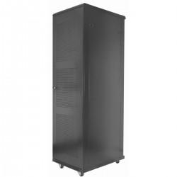 """Armario rack 19"""" de pie 20U 600x600x1000mm negro MobiRack de RackMatic"""