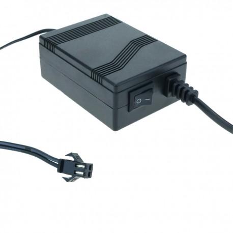 Inversor para cable electroluminiscente tipo 220VAC para longitud de 30m