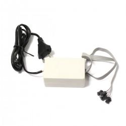 Inversor para cable electroluminiscente tipo 220VAC para longitud de 4x3m intermitente