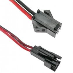 Extensor de cable electroluminiscente a inversor 1m