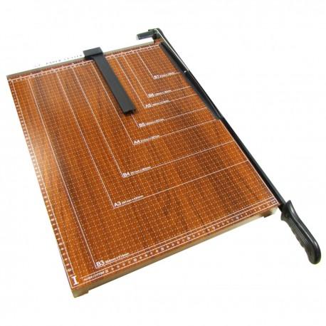 Cizalla de palanca para cortar papel B3 (53x40cm)