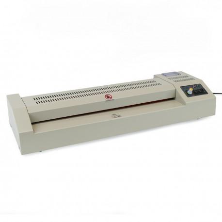 Plastificadora térmica A2 Laminadora de documentos en caliente y frío 800W