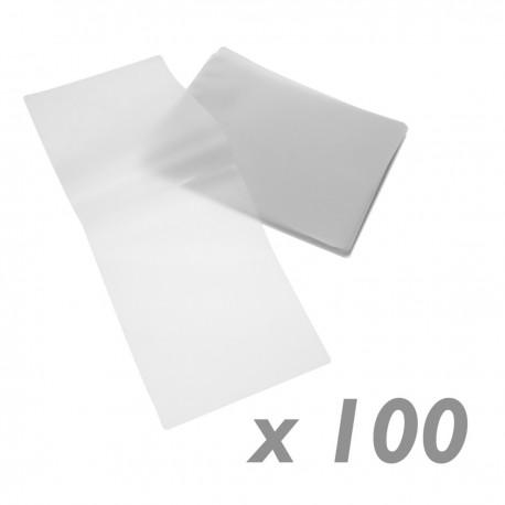 Funda de 80 micras para laminadora 111x154 mm (100 uds)