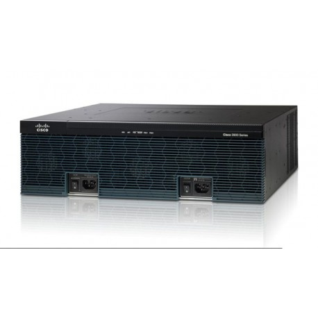 Router Cisco refurbished 3945-SEC/K9 series