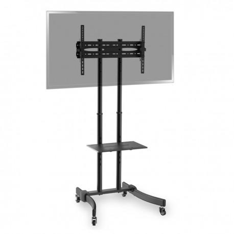 "Soporte de pie con ruedas para pantalla plana TV LED LCD de 37""-70"" 1715mm"