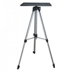 Mesa de proyector con soporte trípode plegable