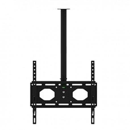 "Soporte de techo para pantalla plana VESA 400x400mm máximo para TV 37""-50"""