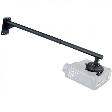 Soporte de proyector para pared, extensible 110-166 cm