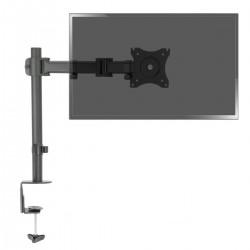 Brazo articulado con mástil para monitor y pantalla LCD VESA75 VESA100 modelo LDT07-C012