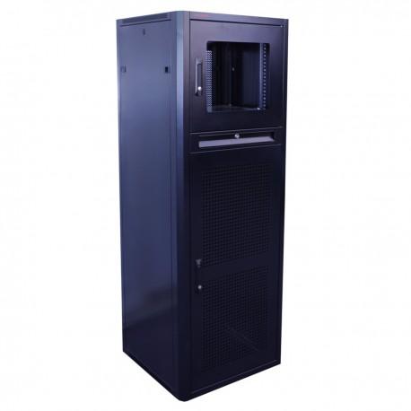 Armario rack consola 19'' de pie 36U 600x800x1700mm MobiRack PRO de RackMatic