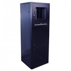 Armario rack consola 19'' de pie 36U 600x1000x1700mm MobiRack PRO de RackMatic
