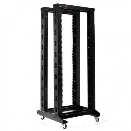 Armario rack 19'' abierto 33U 600x1000x1600mm Open2 MobiRack de RackMatic