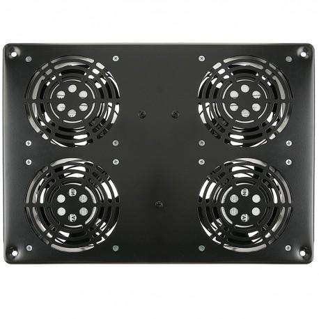 Tapa superior 4 ventiladores para MobiRack MobiRackHQ
