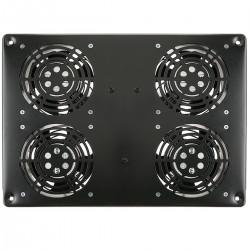 Tapa superior 4 ventiladores para MobiRack MobiRackHQ con termostato
