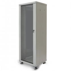 """Armario rack 19"""" de pie 33U 600x600x1600mm blanco MobiRack de RackMatic"""