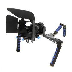 Soporte hombro DSLR Rig kit RL01