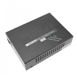 Ultra Power over Ethernet PoE separador IEEE802.3af/at 10/100/1000Mbps 12/19/24VDC