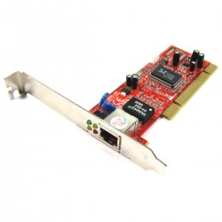 Tarjeta PCI Ethernet Gigabit 10/100/1000Base-TX (1xRJ45)