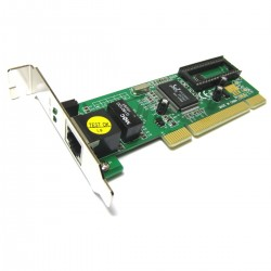 Tarjeta PCI-32 Ethernet 10/100/1000Base-TX FLEX-ATX