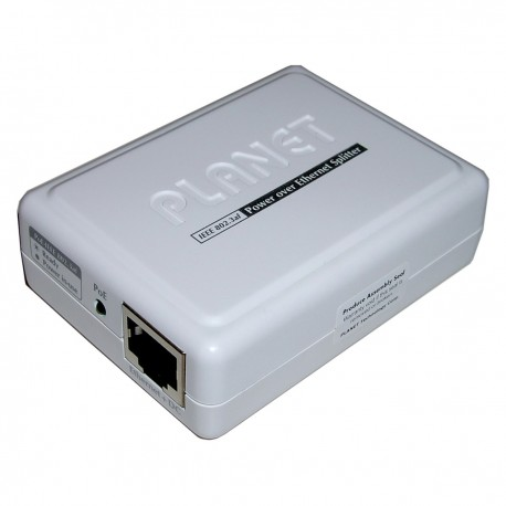Power Over Ethernet IEEE802.3af Gigabit (PoE Separador 5V)